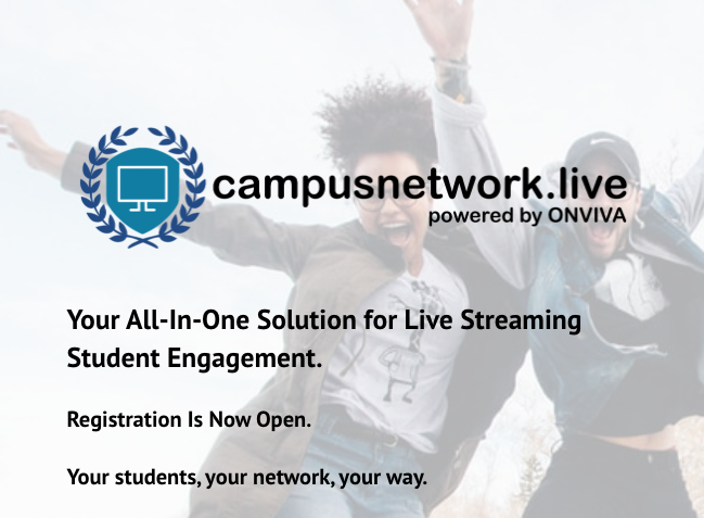 Campus Network Live Register Now