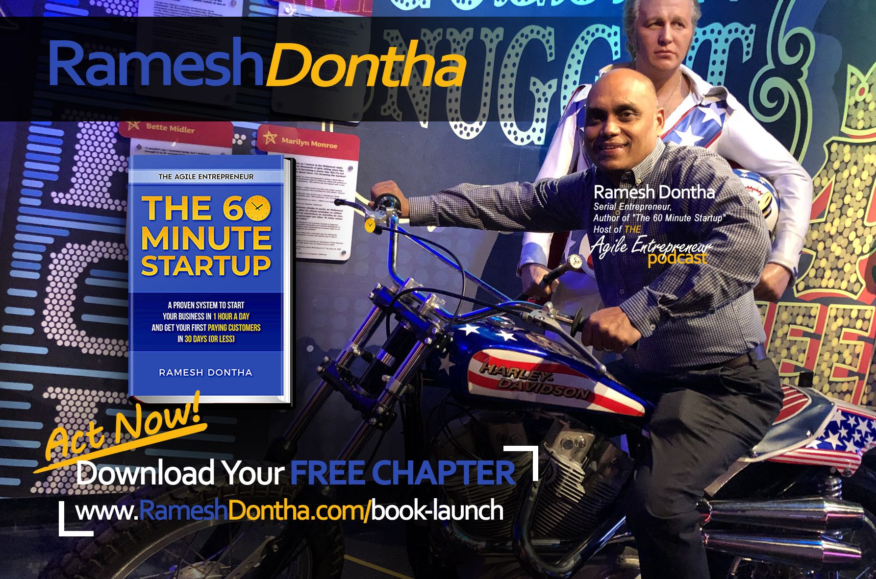 Ramesh Dontha - Start a Business in 30 Days