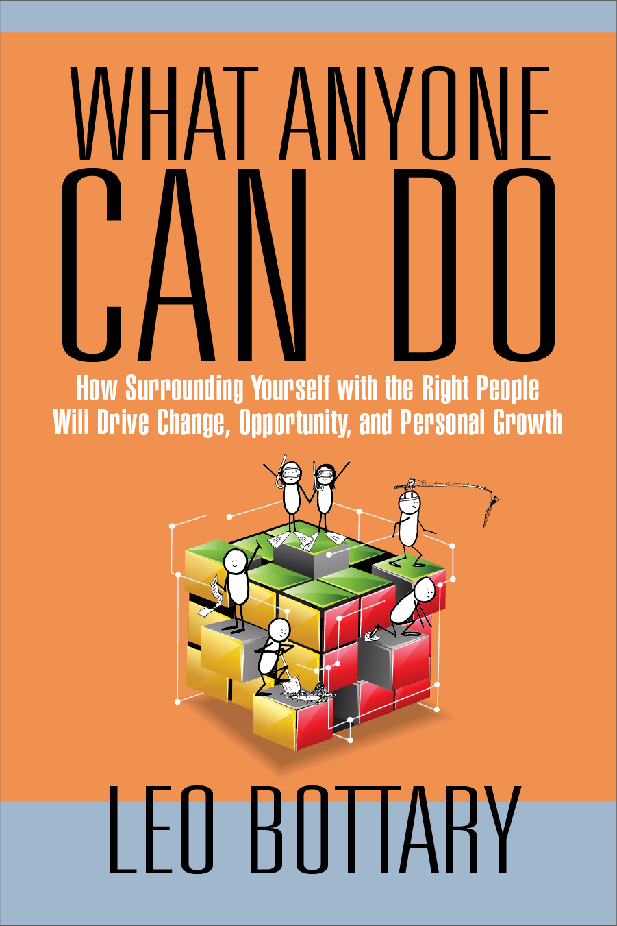 What Anyone Can Do book cover