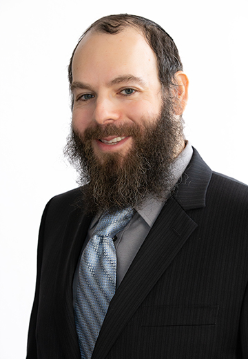 Yitz Kolodny Promoted to Tax Manager at Weinstein Spira